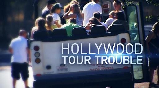 Hollywood Tour Trouble