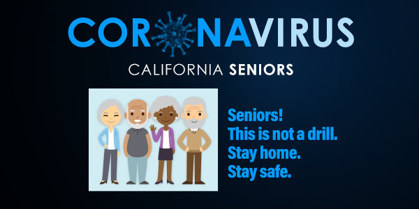 Coronavirus California Seniors